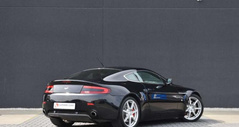 Aston martin VANTAGE V8 4.3i Noir occasion à NIEUWPOORT - photo n°6
