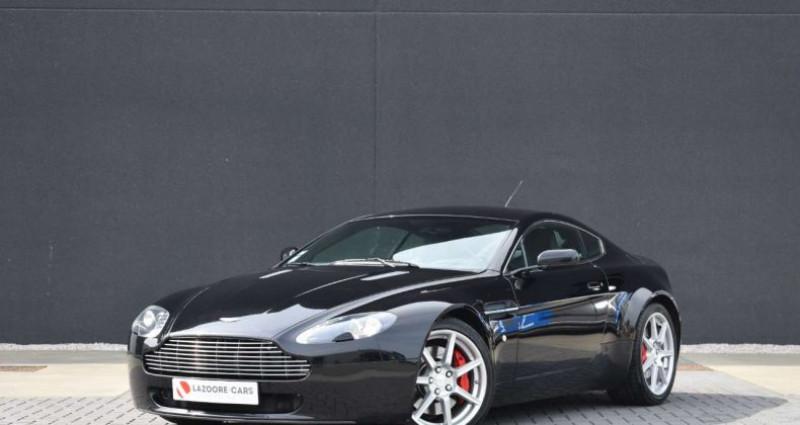 Aston martin VANTAGE V8 4.3i Noir occasion à NIEUWPOORT