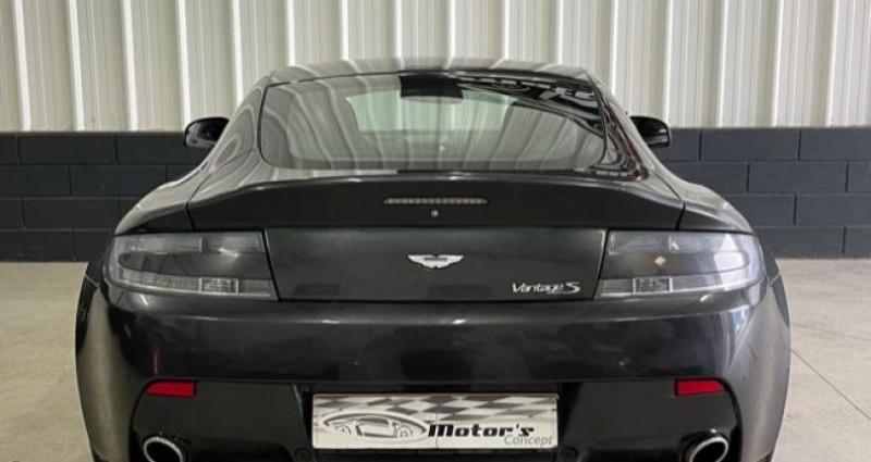 Aston martin VANTAGE V8 S COUPE SP10 4.7 V8 436 CV GARANTIE  occasion à Cosnes Et Romain - photo n°5