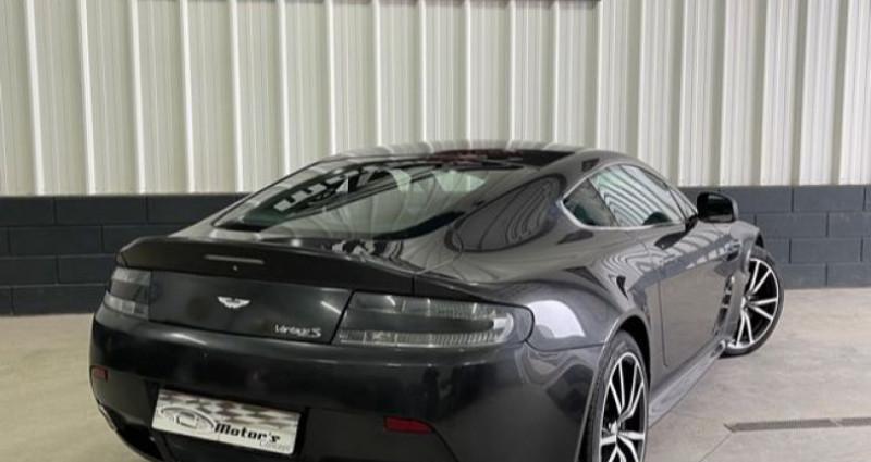 Aston martin VANTAGE V8 S COUPE SP10 4.7 V8 436 CV GARANTIE  occasion à Cosnes Et Romain - photo n°4