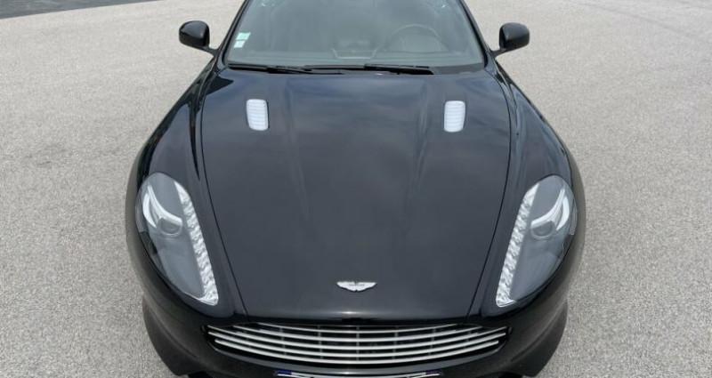 Aston martin VIRAGE V12 6.0 TOUCHTRONIC II Noir occasion à RIVESALTES - photo n°5