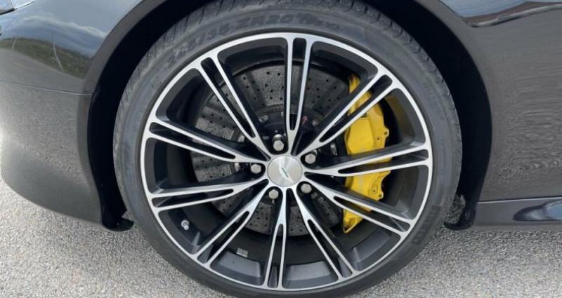 Aston martin VIRAGE V12 6.0 TOUCHTRONIC II Noir occasion à RIVESALTES - photo n°4