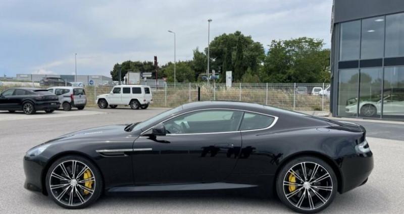 Aston martin VIRAGE V12 6.0 TOUCHTRONIC II Noir occasion à RIVESALTES - photo n°3
