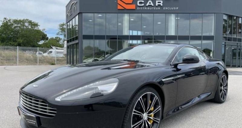 Aston martin VIRAGE V12 6.0 TOUCHTRONIC II Noir occasion à RIVESALTES