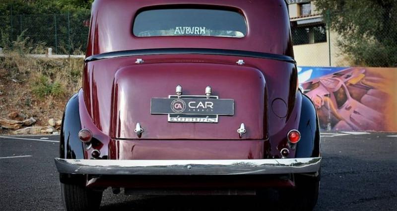 Auburn 654 V8 Chrysler 360 5.9 L Collection Fr de 1936 Bordeaux occasion à ANTIBES - photo n°6