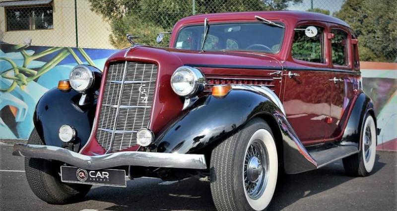 Auburn 654 V8 Chrysler 360 5.9 L Collection Fr de 1936 Bordeaux occasion à ANTIBES