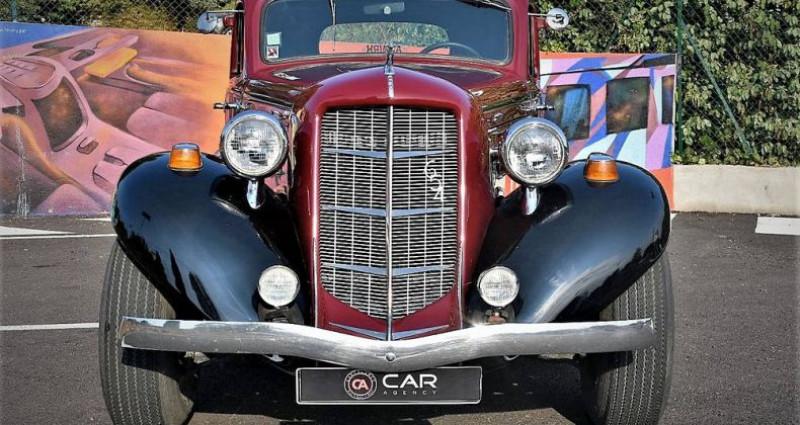 Auburn 654 V8 Chrysler 360 5.9 L Collection Fr de 1936 Bordeaux occasion à ANTIBES - photo n°2