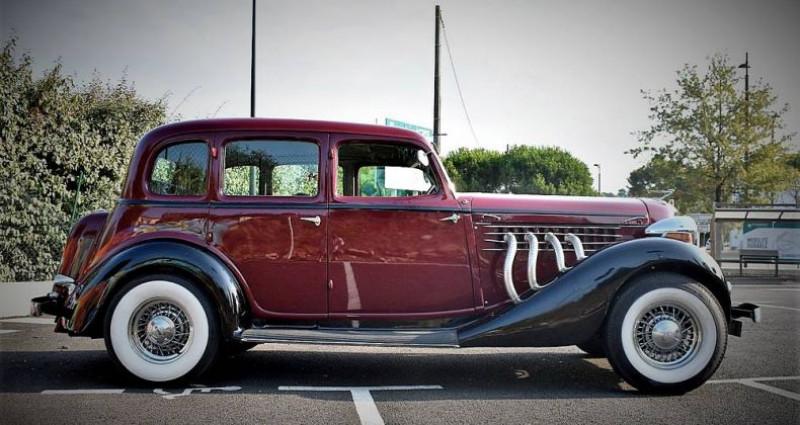 Auburn 654 V8 Chrysler 360 5.9 L Collection Fr de 1936 Bordeaux occasion à ANTIBES - photo n°4