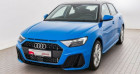 Audi A1 Sportback # Sportback Sport S line # Bleu à Mudaison 34