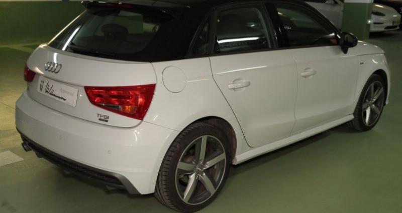 Audi A1 Sportback 1.0 i tfsi ultra 95chx Blanc occasion à Neuilly Sur Seine - photo n°6