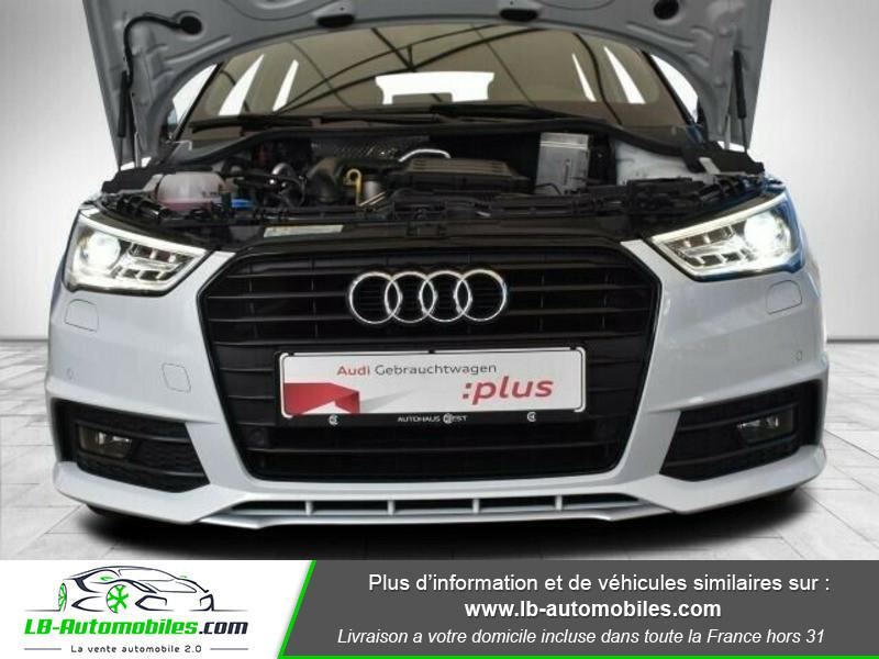 Audi A1 Sportback 1.0 TFSI 95 S tronic 7 / S line Blanc occasion à Beaupuy - photo n°10