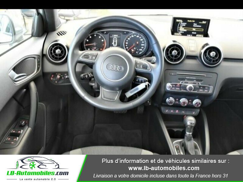 Audi A1 Sportback 1.0 TFSI 95 S tronic 7 / S line Blanc occasion à Beaupuy - photo n°2