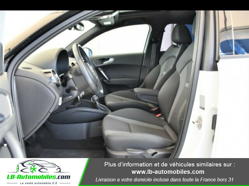 Audi A1 Sportback 1.0 TFSI 95 S tronic 7 / S line Blanc occasion à Beaupuy - photo n°4