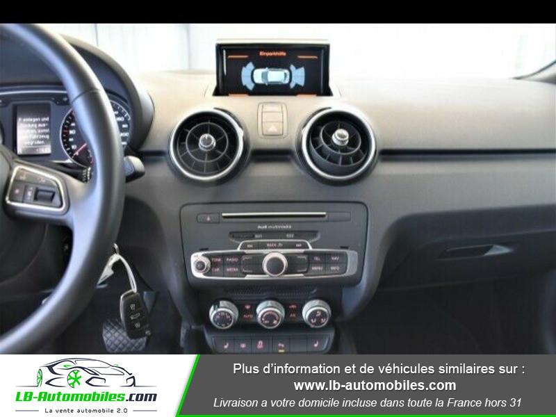 Audi A1 Sportback 1.0 TFSI 95 S tronic 7 / S line Blanc occasion à Beaupuy - photo n°6
