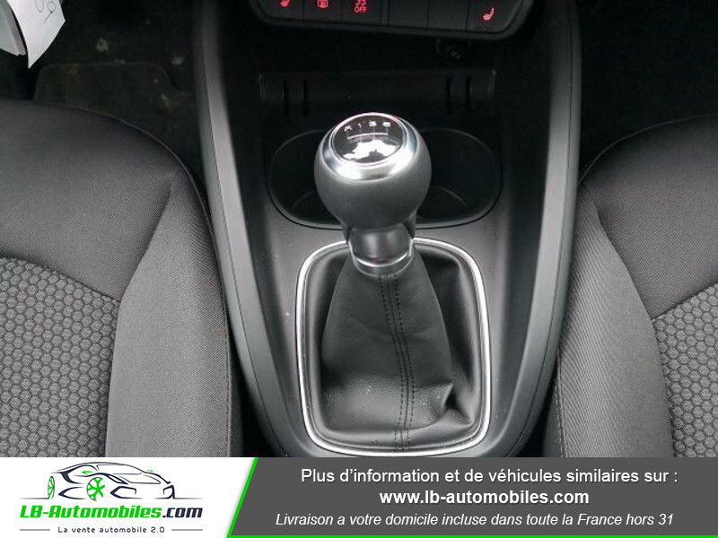 Audi A1 Sportback 1.0 TFSI 95 Blanc occasion à Beaupuy - photo n°8