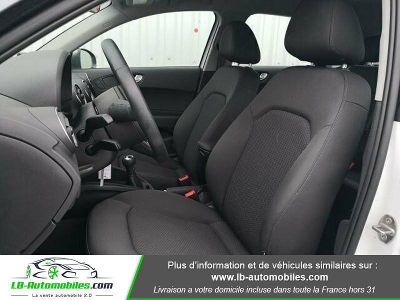 Audi A1 Sportback 1.0 TFSI 95 Blanc occasion à Beaupuy - photo n°10
