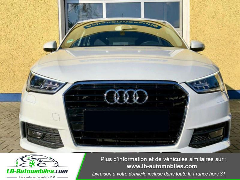 Audi A1 Sportback 1.0 TFSI 95 Blanc occasion à Beaupuy - photo n°9