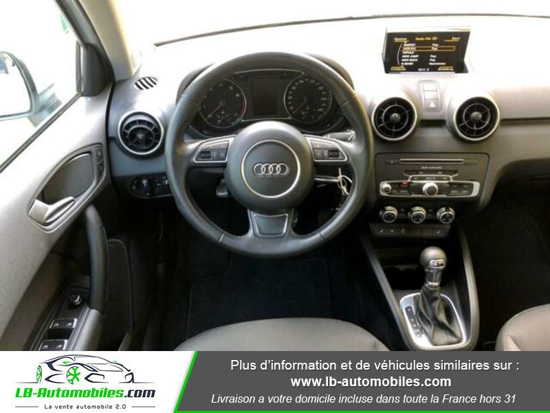 Audi A1 Sportback 1.0 TFSI 95 Blanc occasion à Beaupuy - photo n°2