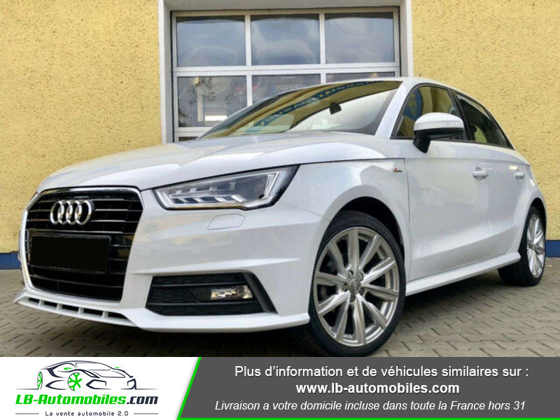 Audi A1 Sportback 1.0 TFSI 95 Blanc occasion à Beaupuy