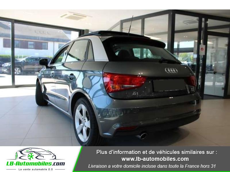 Audi A1 Sportback 1.0 TFSI 95 Gris occasion à Beaupuy - photo n°3