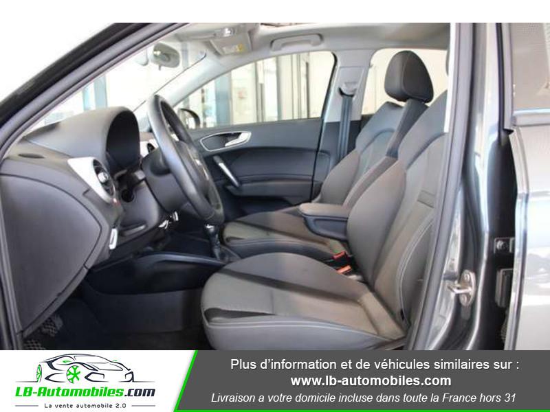 Audi A1 Sportback 1.0 TFSI 95 Gris occasion à Beaupuy - photo n°4