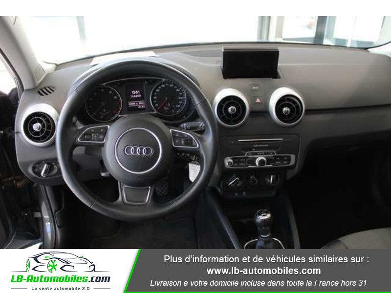 Audi A1 Sportback 1.0 TFSI 95 Gris occasion à Beaupuy - photo n°2