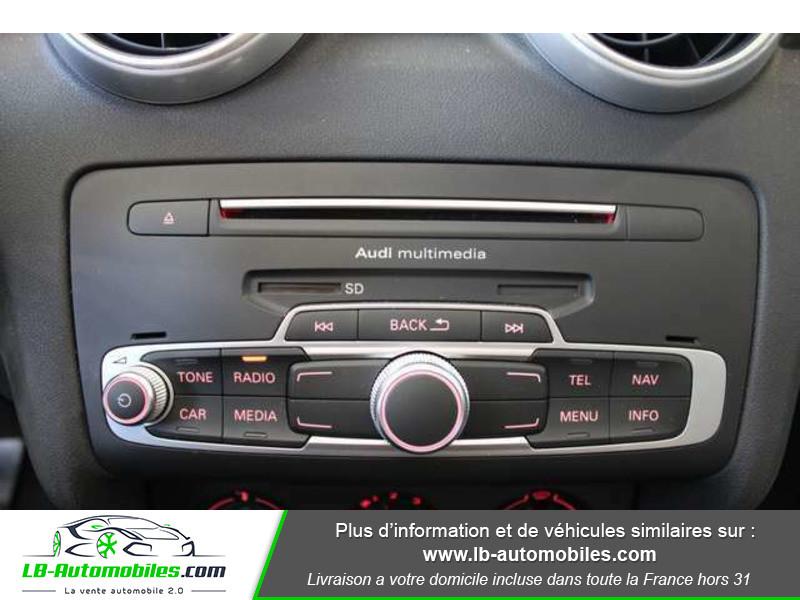 Audi A1 Sportback 1.0 TFSI 95 Gris occasion à Beaupuy - photo n°8