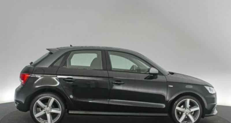Audi A1 Sportback 1.0 Noir occasion à Eschentzwiller - photo n°3
