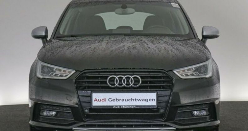 Audi A1 Sportback 1.0 Noir occasion à Eschentzwiller - photo n°2