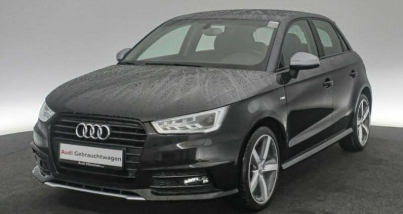 Audi A1 Sportback 1.0 Noir occasion à Eschentzwiller