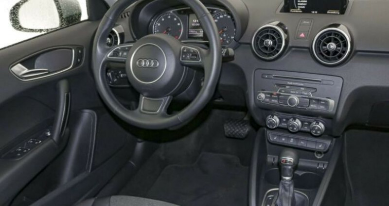Audi A1 Sportback 1.0 Noir occasion à Eschentzwiller - photo n°6
