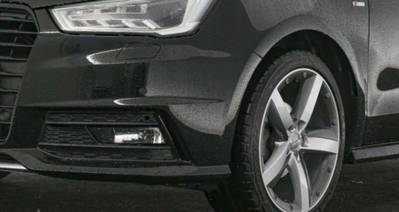 Audi A1 Sportback 1.0 Noir occasion à Eschentzwiller - photo n°5
