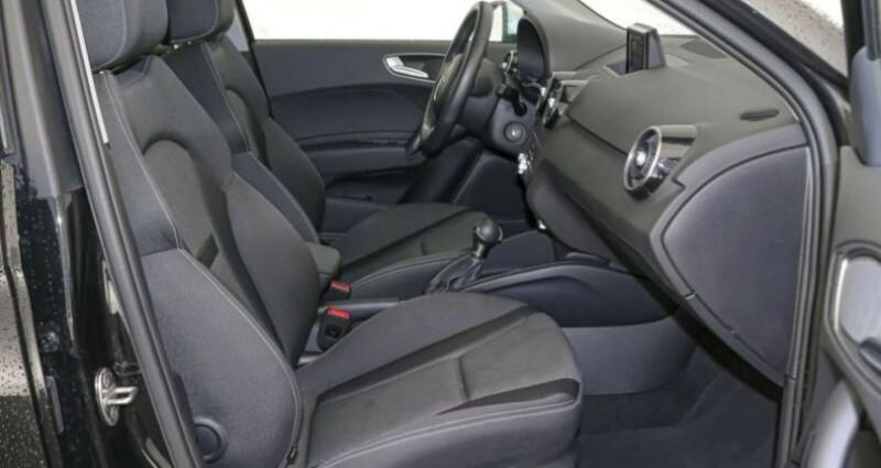Audi A1 Sportback 1.0 Noir occasion à Eschentzwiller - photo n°7