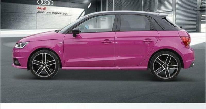 Audi A1 Sportback 1.0 Violet occasion à Eschentzwiller - photo n°3