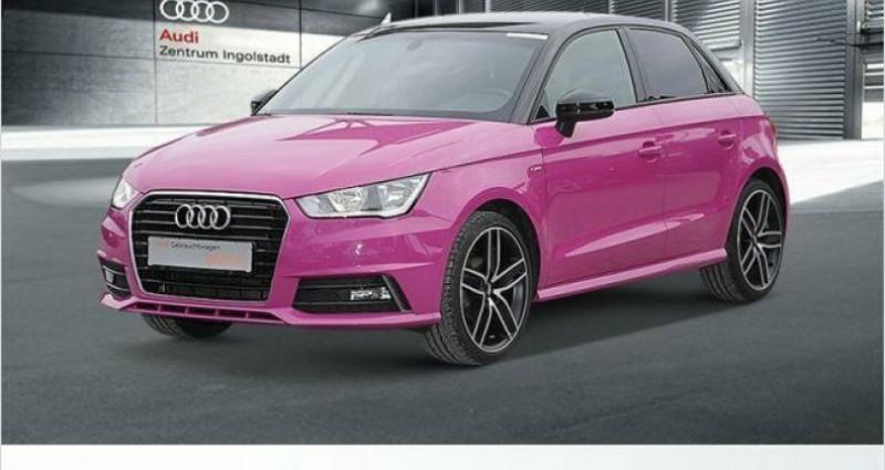 Audi A1 Sportback 1.0 Violet occasion à Eschentzwiller