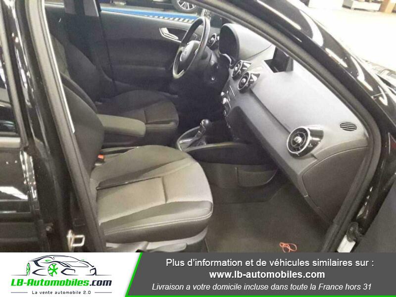 Audi A1 Sportback 1.4 TDI 116 S tronic 7 Noir occasion à Beaupuy - photo n°2