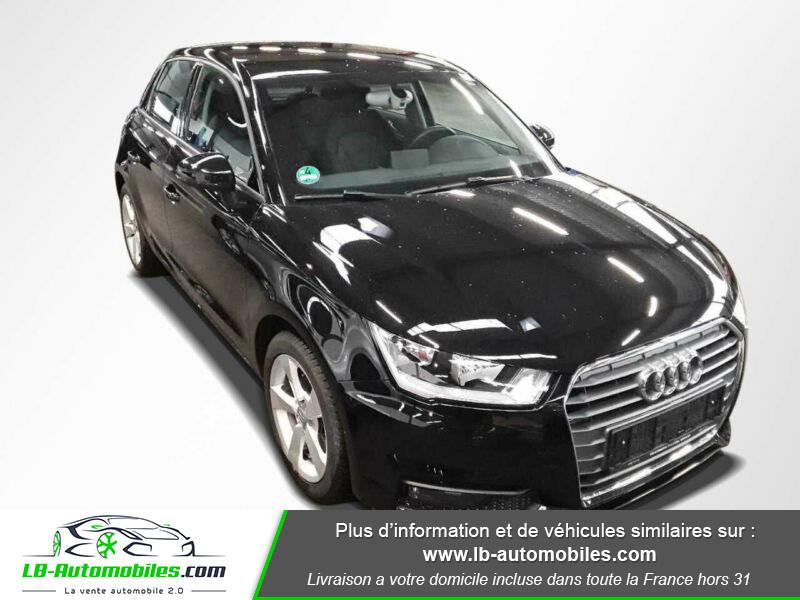 Audi A1 Sportback 1.4 TDI 116 S tronic 7 Noir occasion à Beaupuy