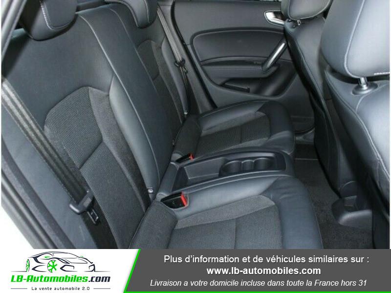 Audi A1 Sportback 1.4 TDI 90 S Tronic Blanc occasion à Beaupuy - photo n°7