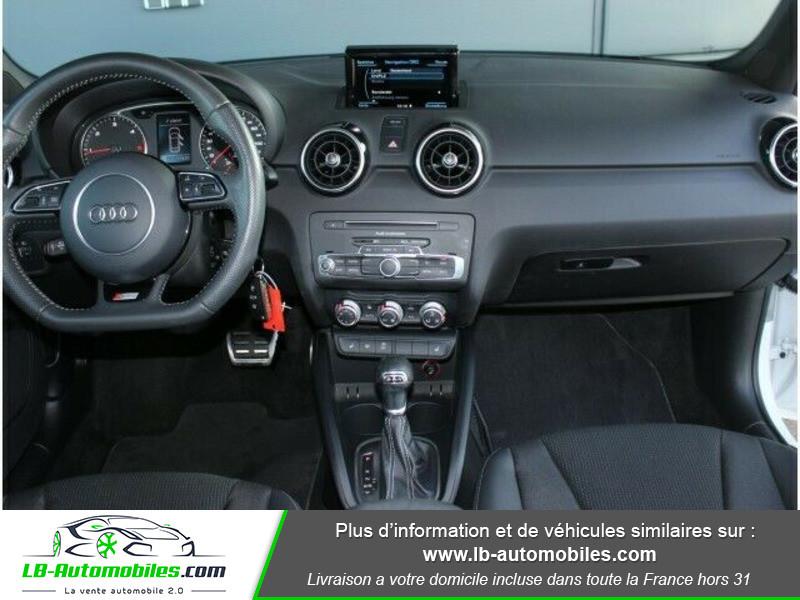 Audi A1 Sportback 1.4 TDI 90 S Tronic Blanc occasion à Beaupuy - photo n°2