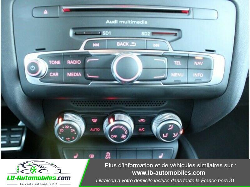 Audi A1 Sportback 1.4 TDI 90 S Tronic Blanc occasion à Beaupuy - photo n°10