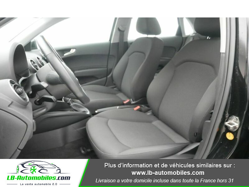 Audi A1 Sportback 1.4 TDI 90 Noir occasion à Beaupuy - photo n°8