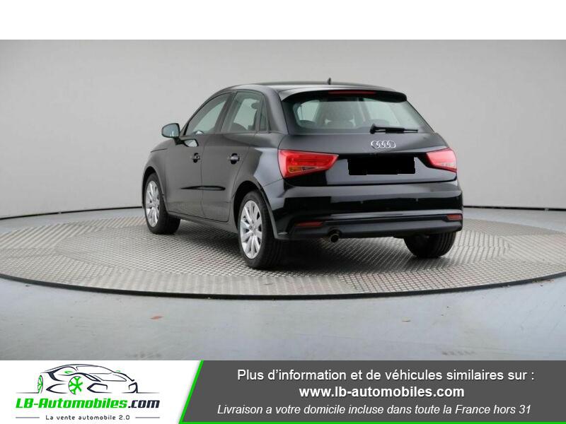 Audi A1 Sportback 1.4 TDI 90 Noir occasion à Beaupuy - photo n°3