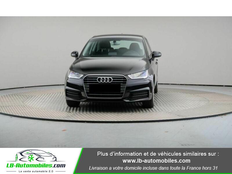 Audi A1 Sportback 1.4 TDI 90 Noir occasion à Beaupuy - photo n°4