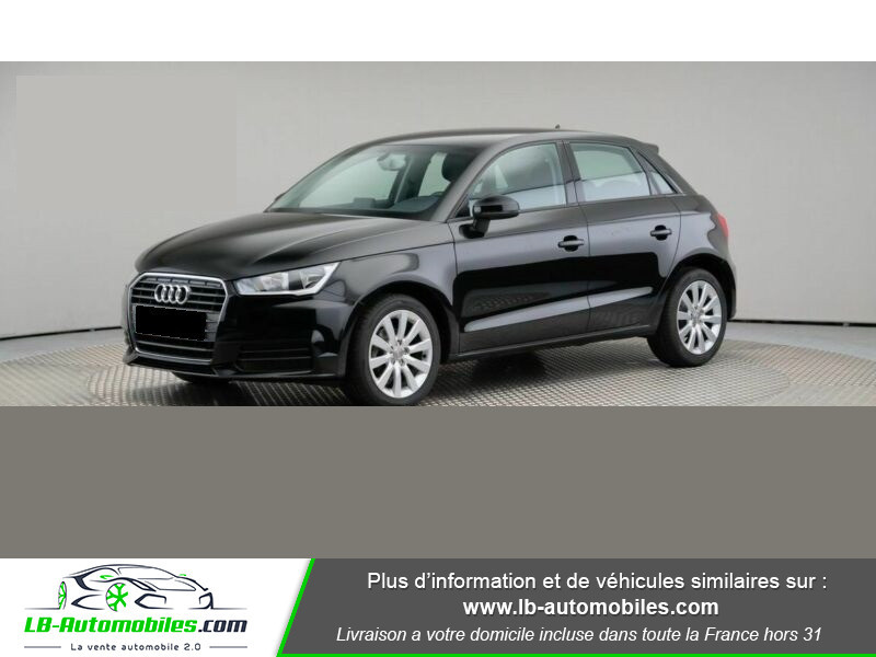 Audi A1 Sportback 1.4 TDI 90 Noir occasion à Beaupuy