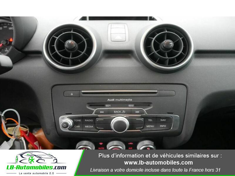 Audi A1 Sportback 1.4 TDI 90 Noir occasion à Beaupuy - photo n°11
