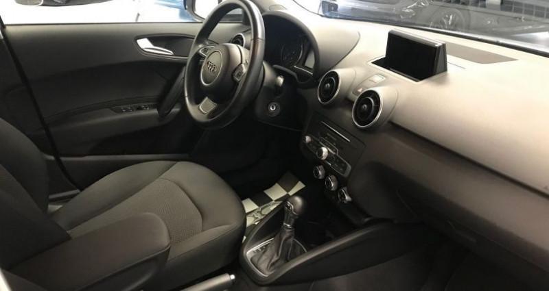 Audi A1 Sportback 1.4 TDI 90CH ULTRA BUSINESS LINE S TRONIC 7 Gris occasion à Montgeron - photo n°4
