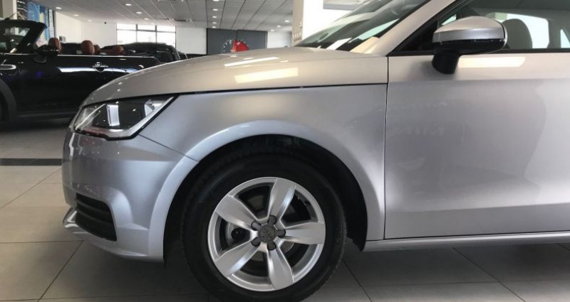 Audi A1 Sportback 1.4 TDI 90CH ULTRA BUSINESS LINE S TRONIC 7 Gris occasion à Montgeron - photo n°6