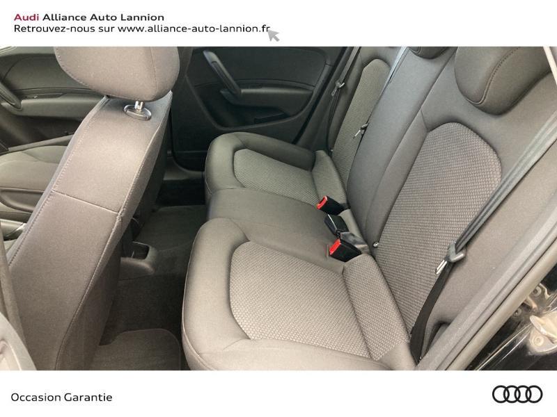Audi A1 Sportback 1.4 TDI 90ch ultra Business line Noir occasion à Lannion - photo n°8