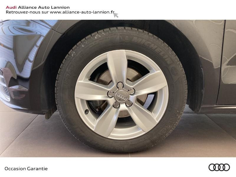 Audi A1 Sportback 1.4 TDI 90ch ultra Business line Noir occasion à Lannion - photo n°17