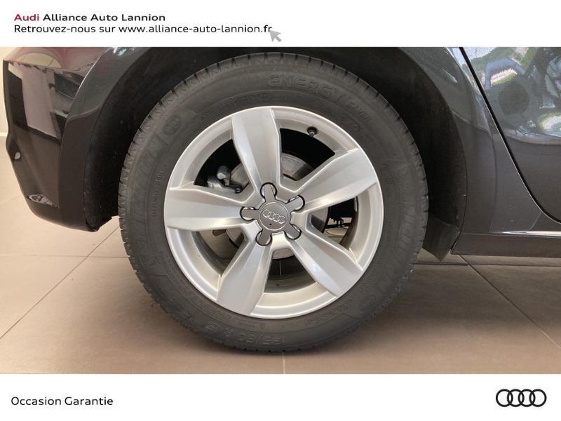 Audi A1 Sportback 1.4 TDI 90ch ultra Business line Noir occasion à Lannion - photo n°15